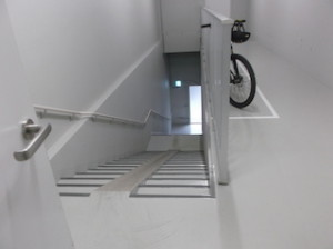 Liberty-Cove-House-bicycle-parking--300x224